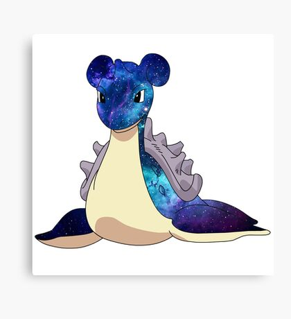 Lapras - Pokemon Canvas Print