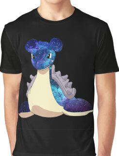 Lapras - Pokemon Graphic T-Shirt