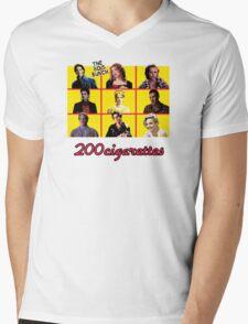 200 Cigarettes (The 80's Bunch) Mens V-Neck T-Shirt