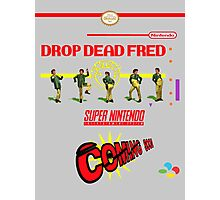 "Drop Dead Fred ""16 Bit"" Photographic Print"