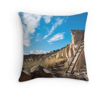Pueblo People Throw Pillow