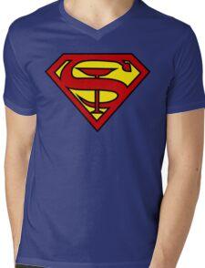 Super-pharmacist 2 Mens V-Neck T-Shirt