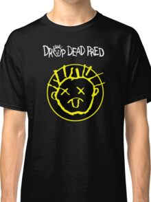 Drop Dead Fred Smiley Face Classic T-Shirt