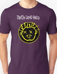 Drop Dead Fred Smiley Face T-Shirt