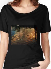 Pen And Ink Outline Women's Relaxed Fit T-Shirt