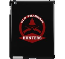 Old Yharnam Hunters - Bloodborne iPad Case/Skin