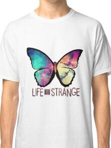 Life is Strange Rainbow Galaxy Butterfly Classic T-Shirt