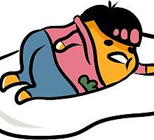 Osotama the lazy matsu by aigistone