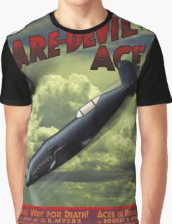 Dare-Devil Aces circa 1938 Graphic T-Shirt