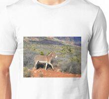 Wild Burro Unisex T-Shirt