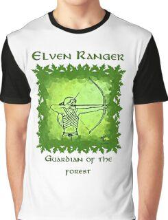 Elven Ranger Graphic T-Shirt