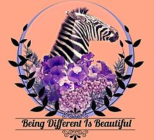 Being Different Is Beautiful by infloence