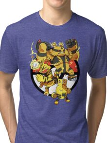 Elecfamz Tri-blend T-Shirt