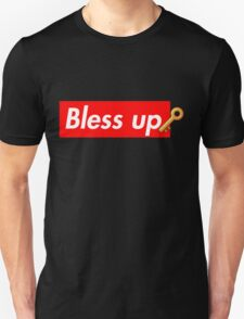 BLESS UP X SUPREME  T-Shirt