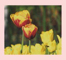 tulips' tango One Piece - Long Sleeve