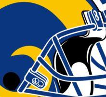 LA Rams Sticker