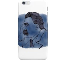 Nietzsche for Stephen iPhone Case/Skin