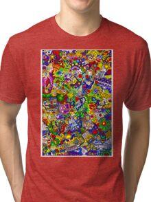 Scrawlour Tri-blend T-Shirt