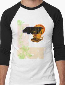 farenheit 451 Men's Baseball ¾ T-Shirt