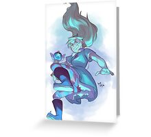 fighting spirit Greeting Card