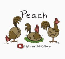 Peach The Chicken by Tanya Richards