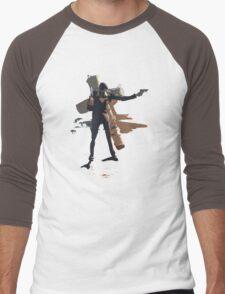 Wolfwood, Nicholas D. Men's Baseball ¾ T-Shirt