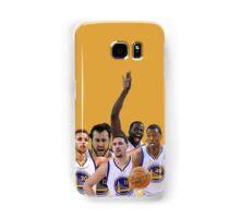 Golden State Warriors Starters Samsung Galaxy Case/Skin