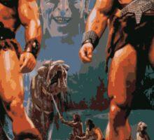 The Barbarians Sticker