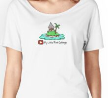 My Little Pink Cottage Women's Relaxed Fit T-Shirt