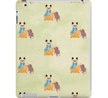 Plump Kitty and Friend iPad Case/Skin