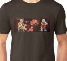 rick and morty fight Unisex T-Shirt
