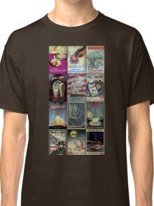 Raygun Gothic Classic T-Shirt