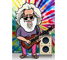 Jerry Garcia (The Grateful Dead) Photographic Print