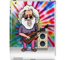 Jerry Garcia (The Grateful Dead) iPad Case/Skin