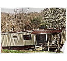 """""""Bubba's Summer Cottage """"... prints and products Poster"""