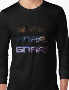 Gnar, Gnar, Gnar (Skins) Long Sleeve T-Shirt