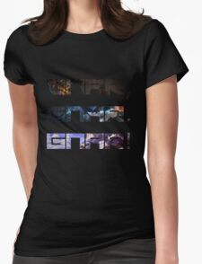 Gnar, Gnar, Gnar (Skins) Womens Fitted T-Shirt
