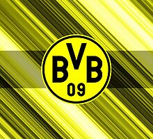 Borussia Dortmund football club by debiancuma