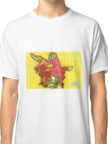 Revelations Chapter 6 Red Horse Classic T-Shirt