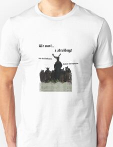 Knights who say Ni Shrubbery T-Shirt