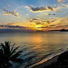 Trinity Beach Sunrise by Marian Moore