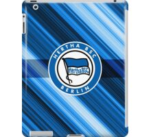 Hertha Berlin Sport Club iPad Case/Skin