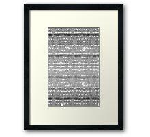 Cubicle Framed Print