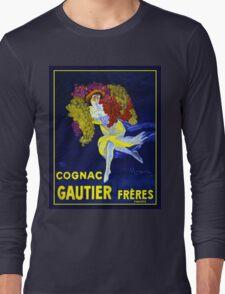 Vintage poster - Cognac Gautier Freres T-Shirt