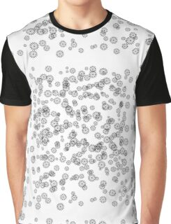Snow is Falling Graphic T-Shirt
