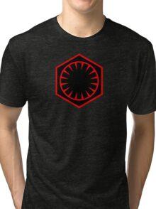 The First Order Logo Tri-blend T-Shirt