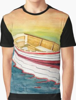American Skiff Graphic T-Shirt