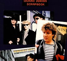 Vintage Duran Duran World Tour 1987 by jebrak by jebrak