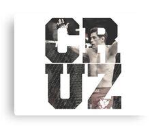 Dominick Cruz UFC Canvas Print