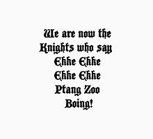 Ekke Ekke Ekke Ekke Ptang Zoo Boing! Unisex T-Shirt